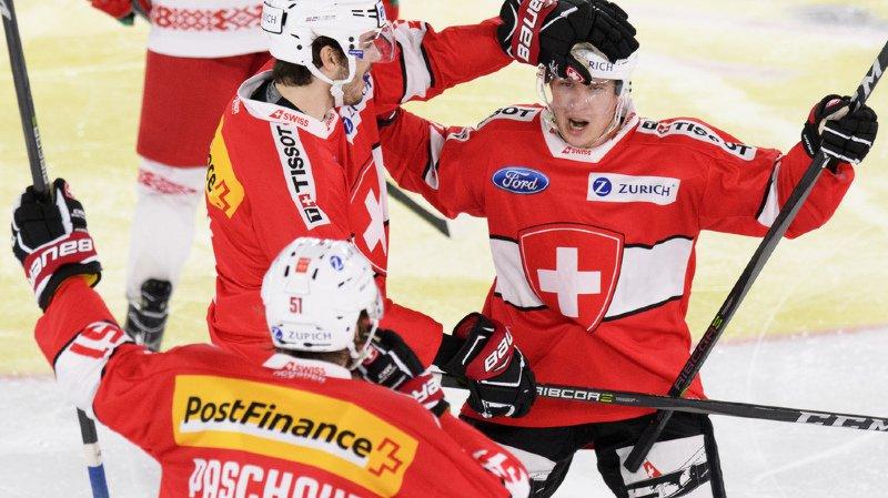 Les Suisses attendent impatiemment l'arrivée des joueurs bernois pour se renforcer.