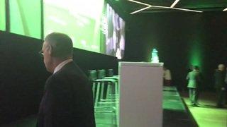 Genève: Guy Parmelin inaugure le Salon de l'auto