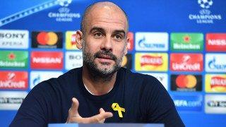 Football: 26'300francs d'amende pour Pep Guardiola suite à son soutien aux indépendantistes catalans