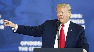 Donald Trump gèle des fonds destinés à reconstruire la Syrie
