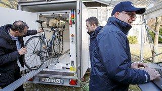 Cyclisme: les vélos seront passés aux rayons X