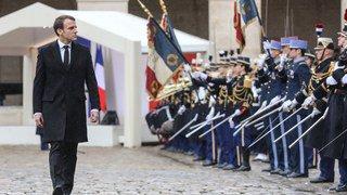 La France rend hommage à Arnaud Beltrame, le policier-héros de l'attaque terroriste de Trèbes