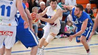 Le BBC Nyon a une basket en finale
