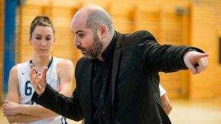 Fran Leon Sedano, coach du Nyon Basket Féminin: «Maintenant on peut le dire, on vise le titre!»
