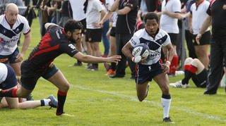 Le Nyon Rugby Club repart de l'avant face au Stade Lausanne
