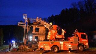 Gollion: exercice grandeur nature pour faux séisme