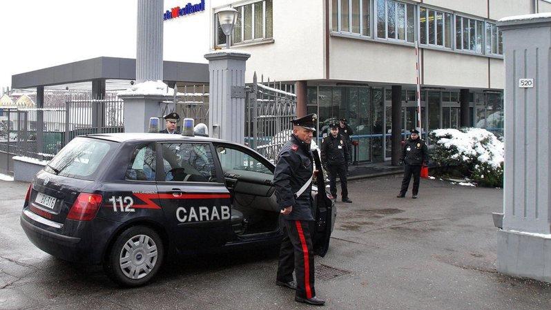 Criminalité: des avoirs suspects de proches de la mafia calabraise découverts en Suisse