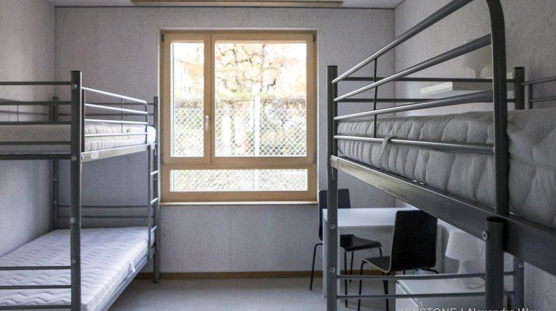 Criminalité en hausse dans les centres de requérants d'asile