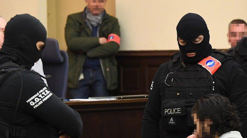 Terrorisme: Salah Abdeslam condamné à 20 ans de prison pour tentative d'assassinat
