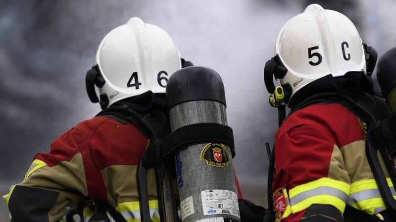 Château-d'Oex: un chalet détruit par le feu, l'un des locataires hospitalisé