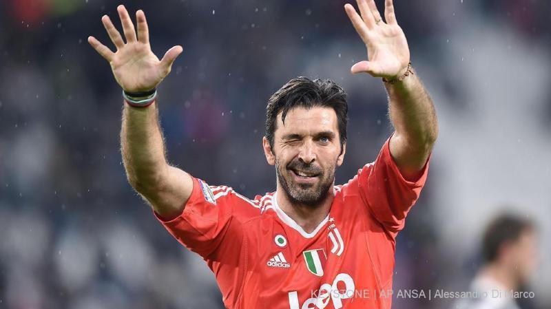 Football: légende mondiale du foot, le gardien italien Gianluigi Buffon, 40 ans, annonce qu'il quitte la Juventus