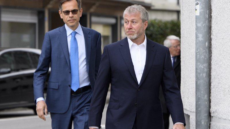 Fribourg: le milliardaire russe Abramovitch, patron de Chelsea, ne veut pas rembourser des millions à la BERD