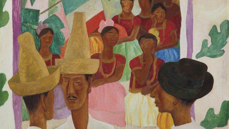 Enchères: record pour un tableau du peintre Diego Rivera vendu près de dix millions de dollars