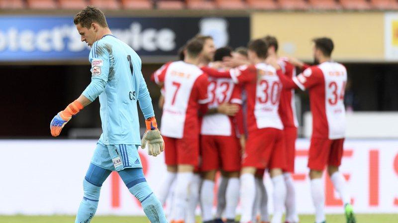 Super League: le Lausanne-Sport est relégué en Challenge League, le FC Sion fête son maintien à Tourbillon
