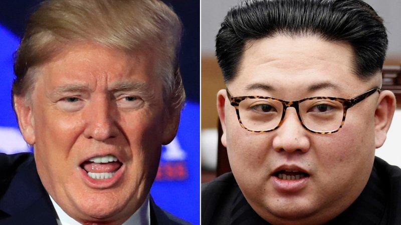 Donald Trump et Kim Jong-un se retrouveront à Singapour en juin