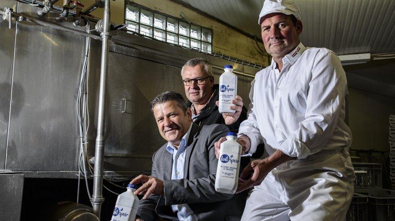 Comment Laitspoir veut améliorer la rémunération des producteurs de lait
