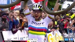 Cyclisme: 27e succès en Coupe du monde à Albstadt pour Nino Schurter