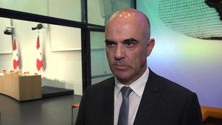 Santé: le conseiller fédéral Alain Berset explique l'après-moratoire sur les nouveaux médecins