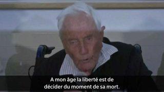 Le chercheur australien de 104 ans prêt pour son suicide assisté en Suisse
