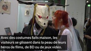 Fantasy 2018: Les cosplayers convergent à Bâle
