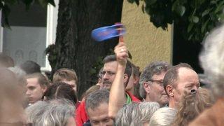Bienne: mobilisation contre le contournement