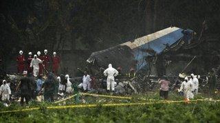 """Crash d'avion à Cuba: une boîte noire retrouvée """"en bon état"""""""