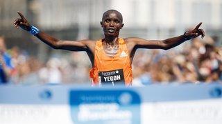 Un triplé kényan au Genève Marathon