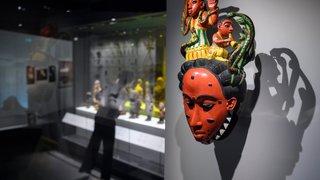 Extases africaines au MEG