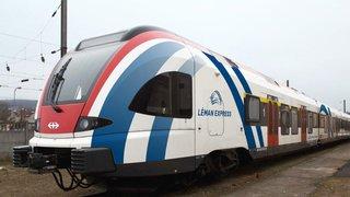Moins de trains au départ de Lausanne