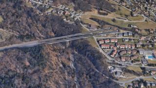 Les travaux continuent sur l'autoroute A9