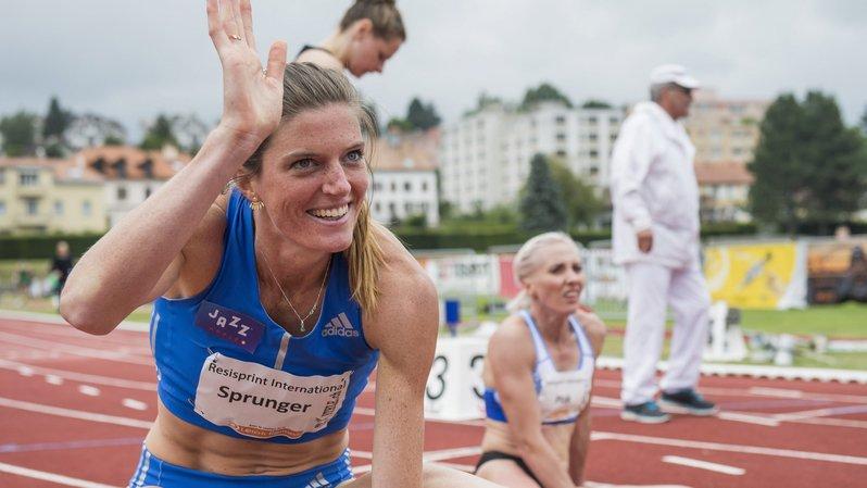 Européens en salle: Lea Sprunger en demi-finale