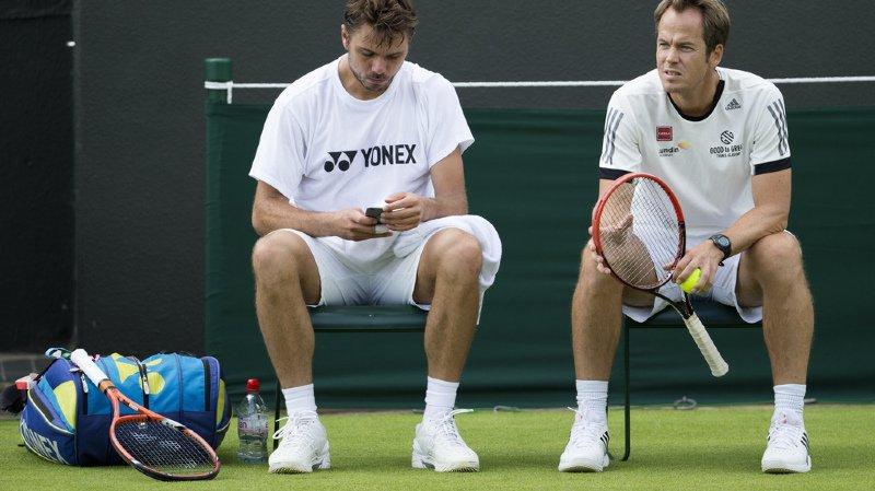 Tennis: Magnus Norman confirme qu'il revient auprès de Stan Wawrinka