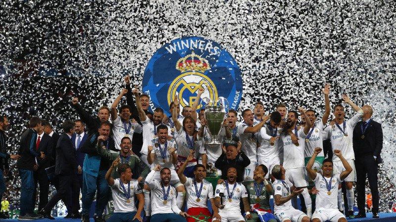 Football – finale de la Ligue des champions : le Real Madrid bat Liverpool 3 à 1