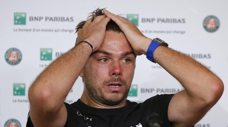 Stan Wawrinka classé 264e joueur mondial après Roland-Garros