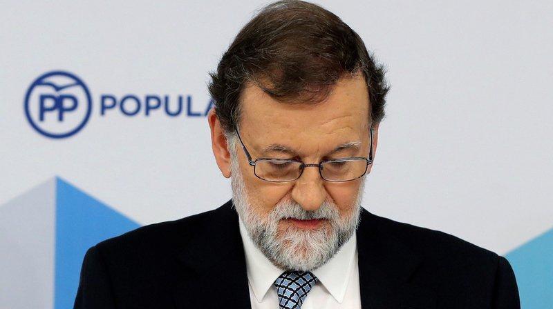 Espagne: Rajoy, l'ancien chef du gouvernement, démissionne de la présidence du Parti populaire
