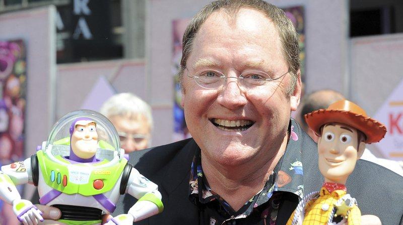Harcèlement sexuel: John Lasseter, patron de Pixar, quittera Walt Disney fin 2018