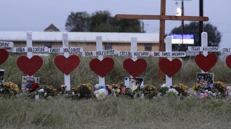 Tuerie aux Etats-Unis: une famille porte plainte contre le gouvernement américain