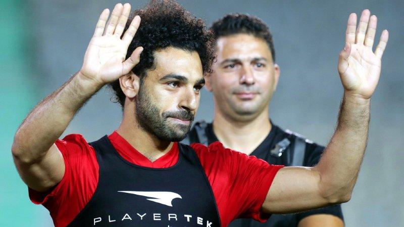Toute l'Egypte est suspendue à l'épaule de Mohamed Salah (archives).