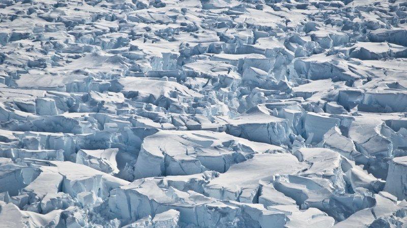 Climat: accélération spectaculaire de la fonte des glaces de l'Antarctique