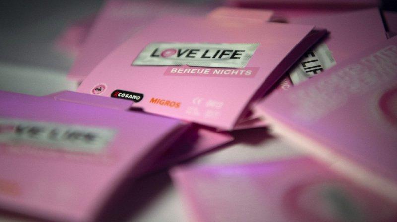 Love Life: la nouvelle campagne de prévention contre le sida mise sur les tickets gagnants