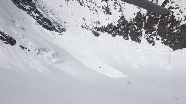 Saas-Fee: un mort dans une avalanche