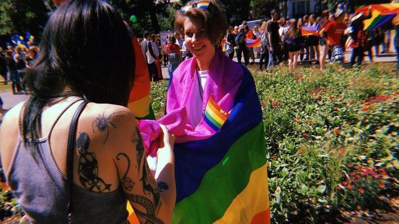 Lettonie: une Baltic Pride à Riga pour les droits des personnes LGBT
