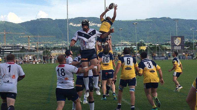 LNA: pas de finale de championnat pour le Nyon Rugby Club