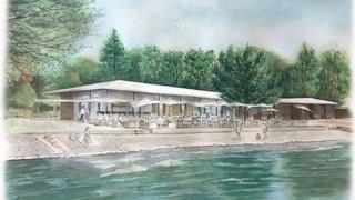 Perroy: le vote sur le crédit pour le restaurant de la plage reporté