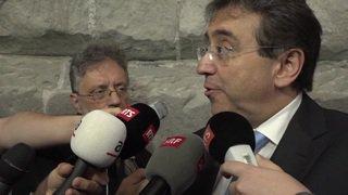 Pascal Broulis a satisfait à ses obligations de contribuable
