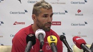 Coupe du monde 2018: Valon Behrami, la force tranquille de l'équipe de Suisse
