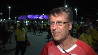 Coupe du monde 2018: les fans suisses fêtent le nul contre le Brésil à Rostov-sur-le-Don