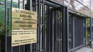 Suisse-Turquie: mandat d'arrêt contre deux ex-diplomates turcs qui voulaient enlever un Suisse