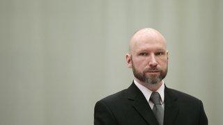 Norvège: le tueur Anders Behring Breivik débouté sur ses conditions de détention