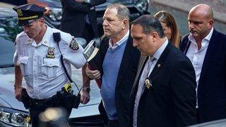 Harcèlement: Harvey Weinstein officiellement inculpé de viol et d'agression sexuelle